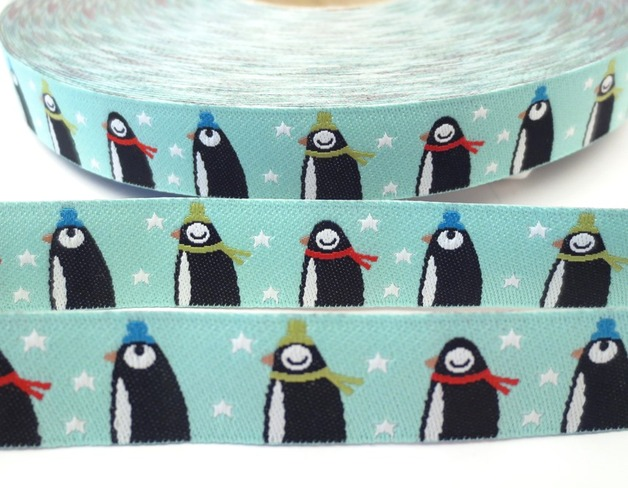 Webband Pinguine