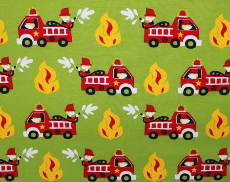 Jersey Feuerwehr grün 2