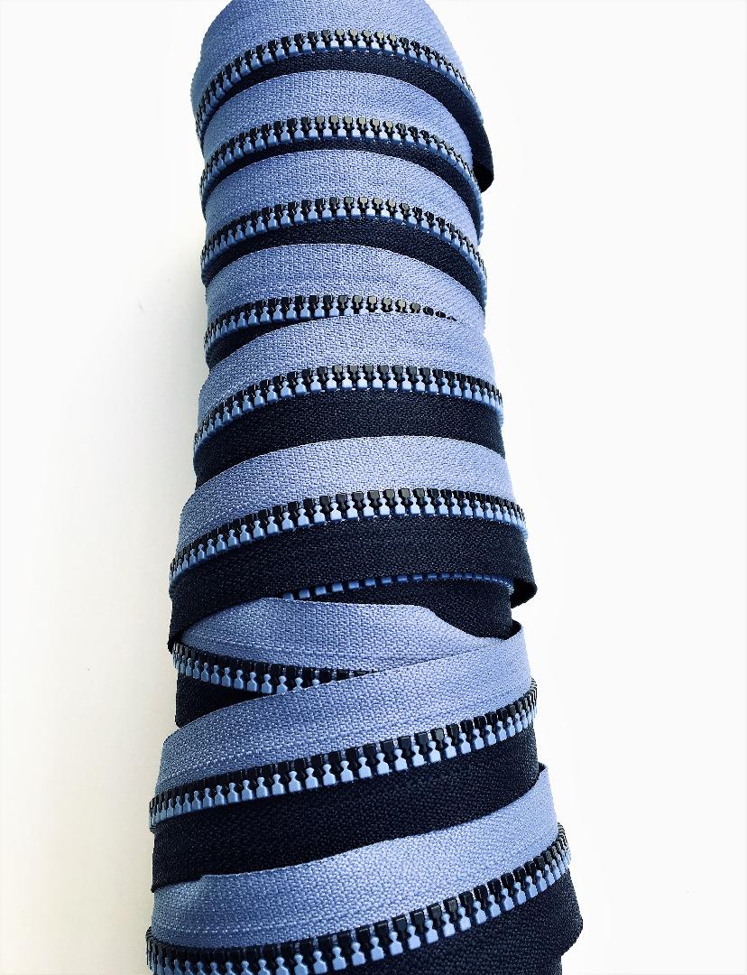 EP dunkelblau/jeansblau Endlos-Reißverschluss 20 cm