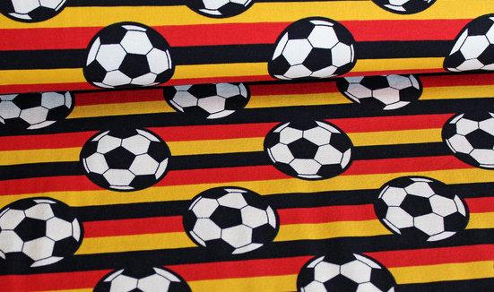 Jersey Fussball - Deutschlandfahne