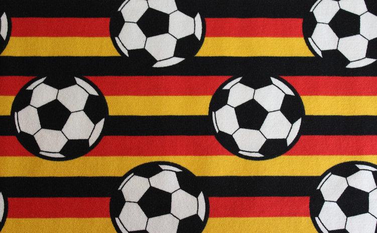 Jersey Fussball - Deutschlandfahne 2