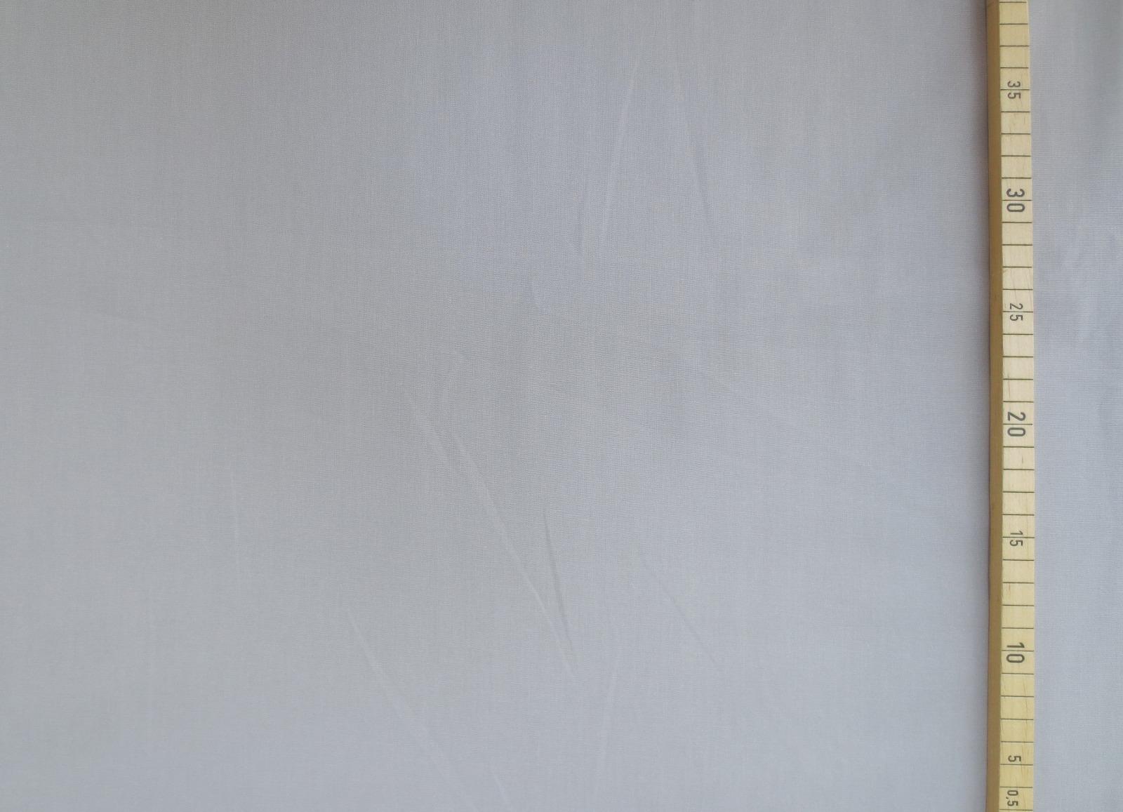 Baumwollstoff hellgrau - 100 Baumwolle -
