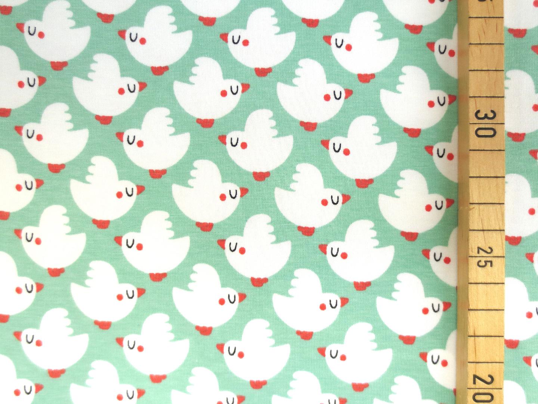 Jersey Hühner 2