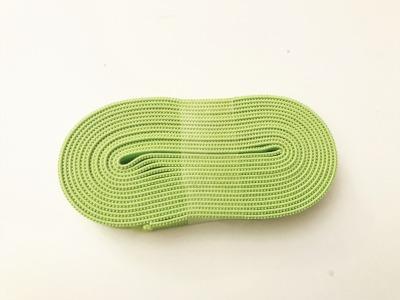 2m Gummiband apfelgrün - 1 cm