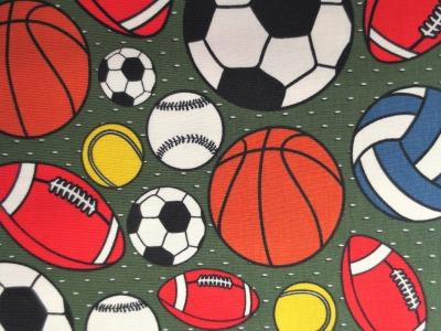 Jersey Sport Bälle Fußball Football Baseball