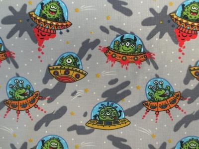 Jersey Ufo - Marsmännchen - Ausserirdische