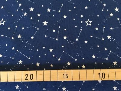 Jersey Sternbilder blau