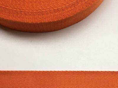Gurtband - 40 mm - orange