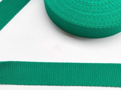 Gurtband - 30 mm - dunkelgrün