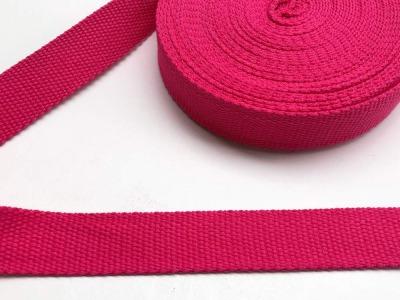 Gurtband - 30 mm - pink