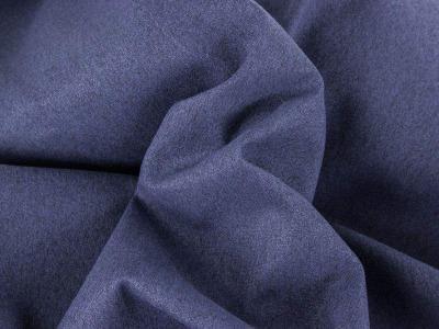 Taschenstoff London blau