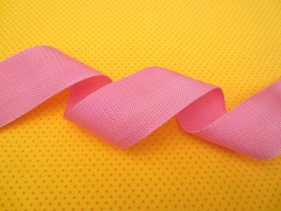 Gurtband 50mm rosa