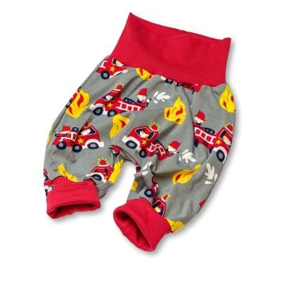 Babyhose Feuerwehr Größe 0-6 Monate Pumphose