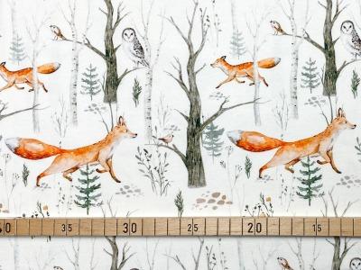 Jersey Fuchs - rohweiß - Eule