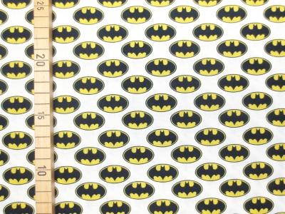 Batman Stoff - 100 Baumwolle -