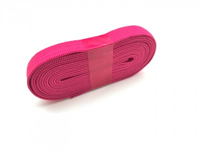 2m Gummiband pink - 1 cm