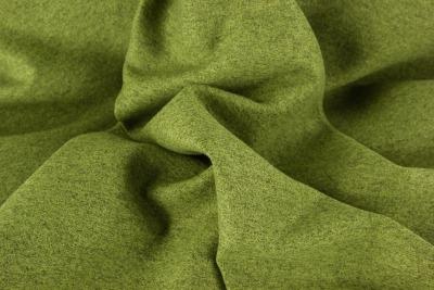 Taschenstoff London - grün