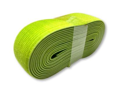 2m Gummiband hellgrün - 2 cm