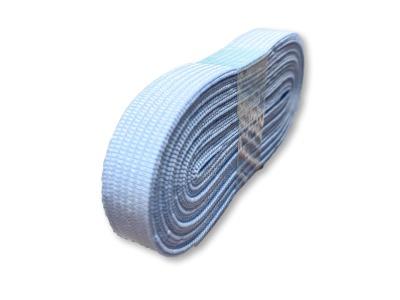 2m Gummiband hellblau - 1 cm