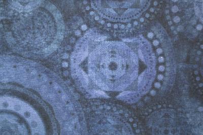 25 cm - Reststück - Mandala