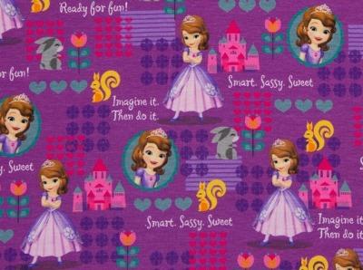 Jersey Prinzessin Sofia die Erste Disney