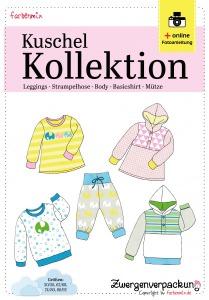 Kuschel Kollektion - Papierschnittmuster - Baby