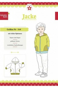 Jacke Papierschnittmuster - Klimperklein