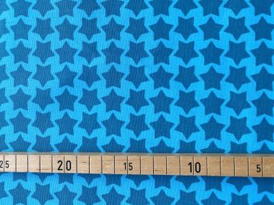 Beschichtete Baumwolle 50cm 75cm Farbenmix Staaars