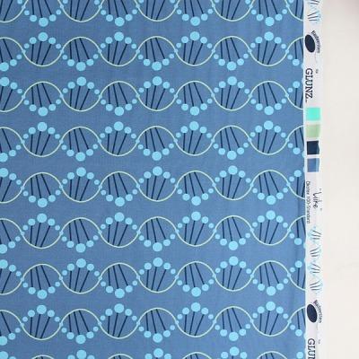 Jersey Liike Blaubeerstern winterblau