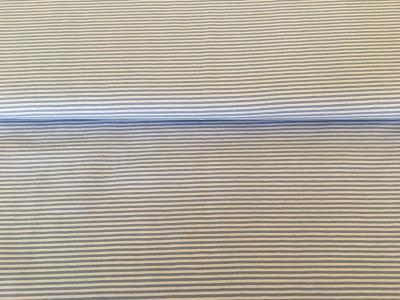Jersey Ringel grau/dunkelgrau