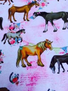 Jersey Pferde Digitaldruck