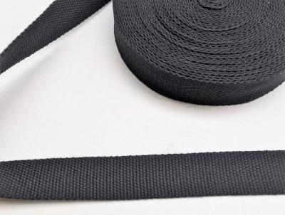Gurtband - 30 mm - dunkelgrau