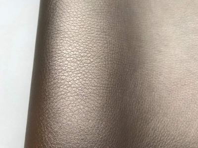 Kunstleder metallic Bronze 50x70 cm