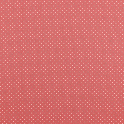 04948024 Baumwolle Stoff Punkte Dots coral