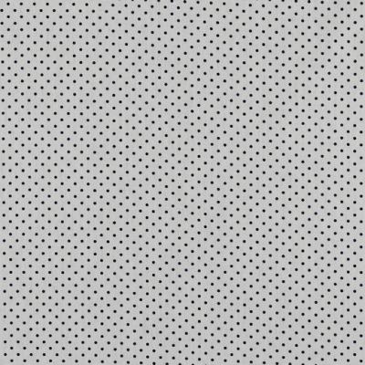 04948101 Baumwolle Stoff Punkte Dots weiss