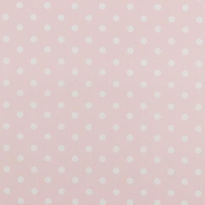 04949012 Baumwolle Stoff Punkte Dots altrosa