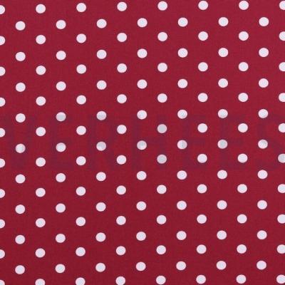 04949018 Baumwolle Stoff Punkte Dots cerise