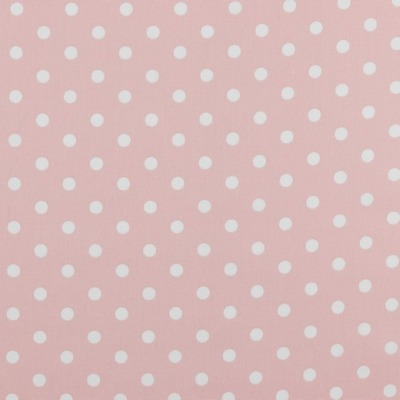 04949021 Baumwolle Stoff Punkte Dots hellrosa