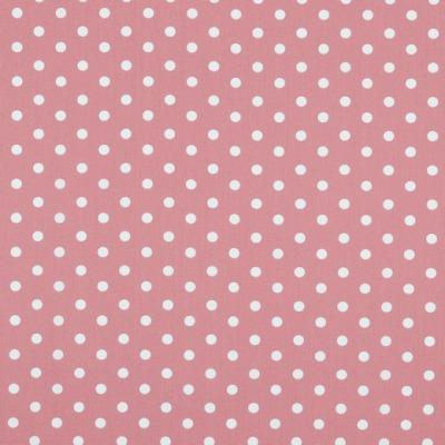 04949031 Baumwolle Stoff Punkte Dots rosa