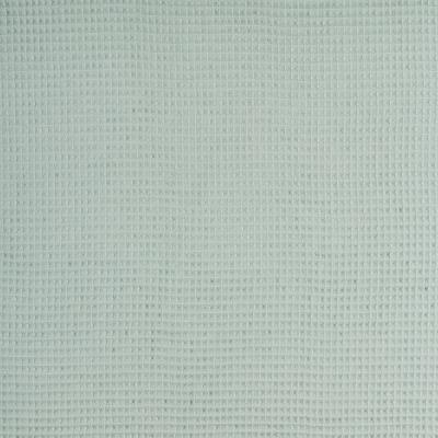 344768050076 Waffelpique Stoff Baumwolle dustymint mint
