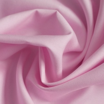 4624240047 Stoff Baumwolle rosa zart uni