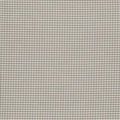 50173 Stoff Baumwolle Vichy klein grau weiss