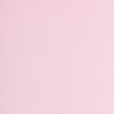 50291 Waffelpique Stoff Baumwolle rosa weich
