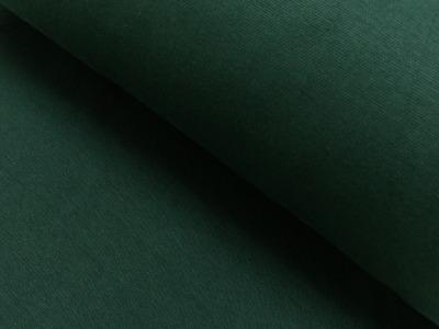 60438 Bündchen Bund tannengrün uni im Schlauch