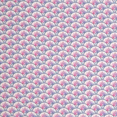 61091 Jersey Lycklig Design Swafing Lotus Dream rosa flieder