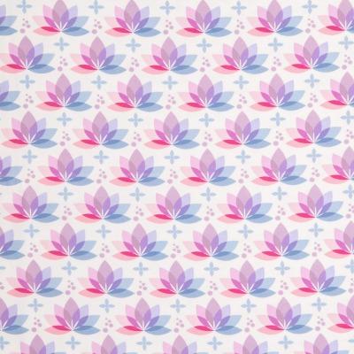 61092 Jersey Lycklig Design Swafing Lotus Dream rosa flieder