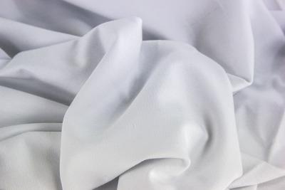 70508 French Terry Sommersweat unangerauht schwarz weiss weiß
