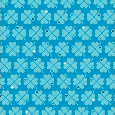 60223 Klee by Graziela türkis Jersey Stretch