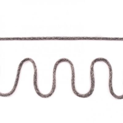20122 Baumwollkordel Kordel 6mm grau meliert