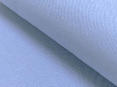 60749 Bündchen Bund hellblau uni im Schlauch